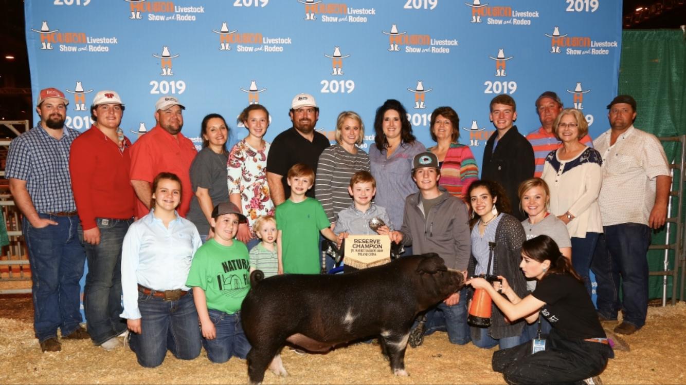 Pig Success Bryant Grain Company Aledo Texas